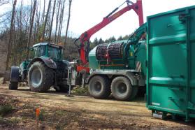 Ritter recycling hackschnitzelherstellung schnitt for Ritter schnitt verfahren